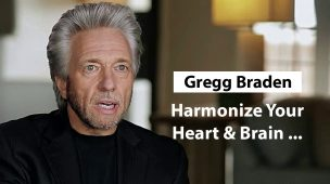 Gregg Braden - How to Harmonize Heart and Brain, London 2018
